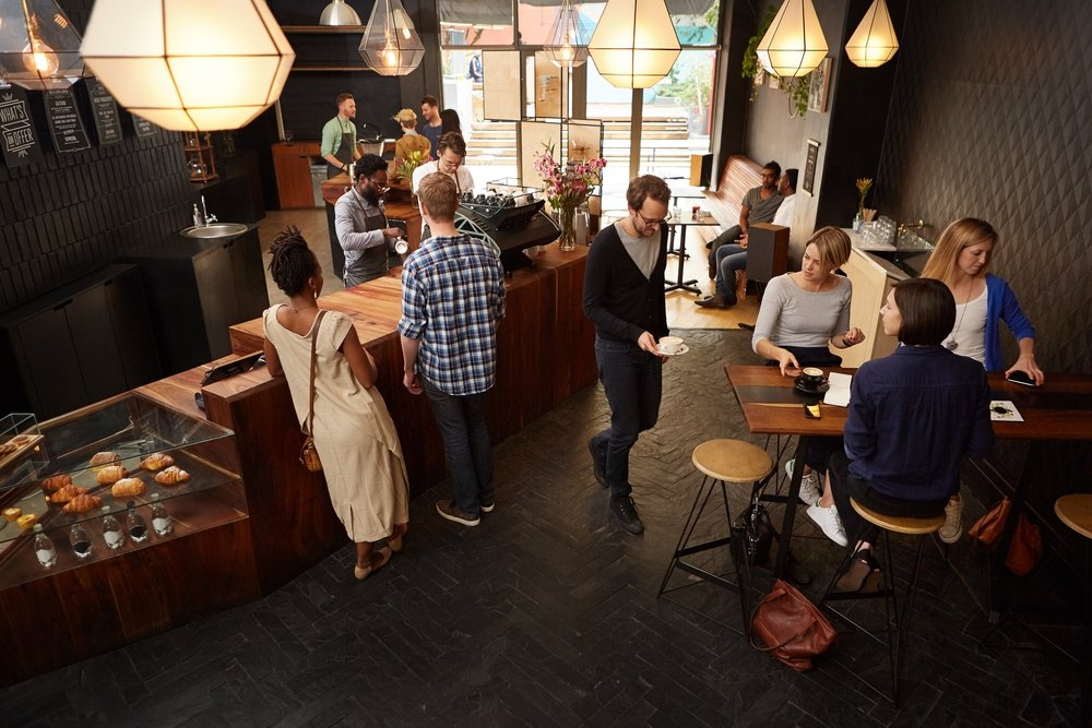 A Coffee Shop Is Good for Your Community