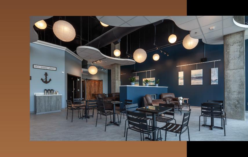 Coffee Shop Dining Room | Coffee Shop Interior | Hard Bean