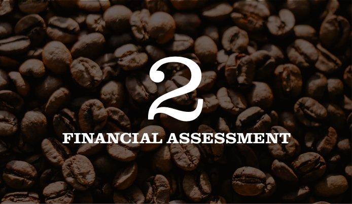 Coffee Beans Close Up   Step 2 Financial Assessment   Hard Bean