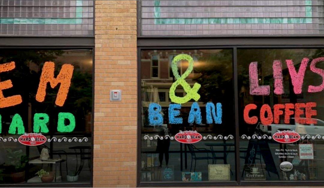 Em and Liv's Hard Bean Coffee