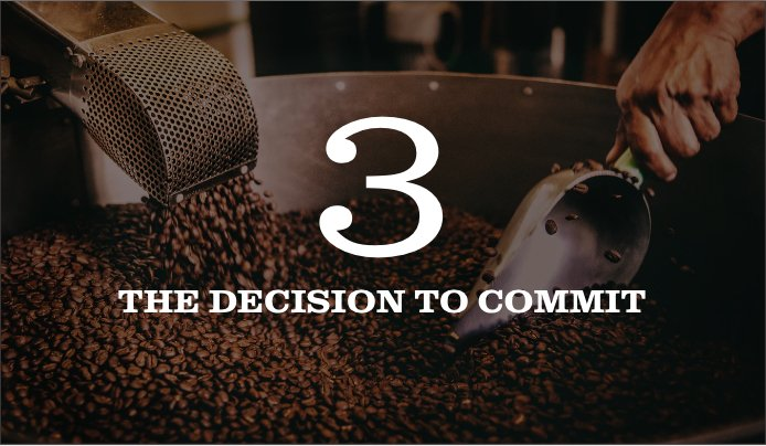 Coffee Beans In Mixing Vat   Step 3 Site Selection & Design   Hard Bean